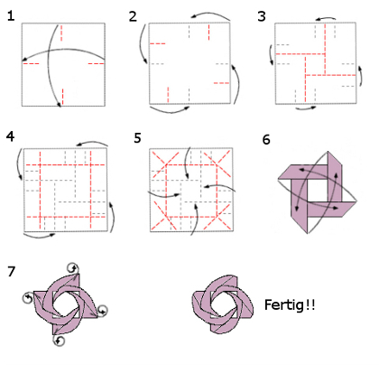 origami anleitung auch wenn die mdelsbande diesmal. Black Bedroom Furniture Sets. Home Design Ideas
